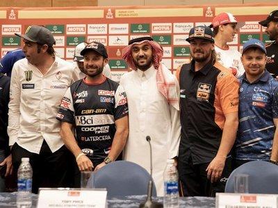 Las reglas de Arabia para el Dakar: nada de política ni de muestras de afecto