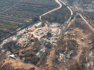 Suman 22 fallecidos tras incendios en Australia