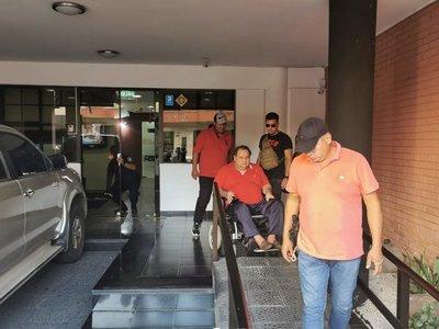 Juez dispone la prisión para el concejal departamental Benjamín Adaro