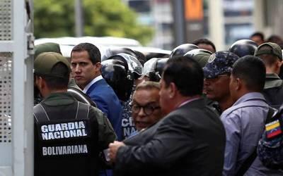 """""""Golpe al Parlamento"""" en Venezuela: Chavismo elige a nuevo presidente sin Guaidó"""