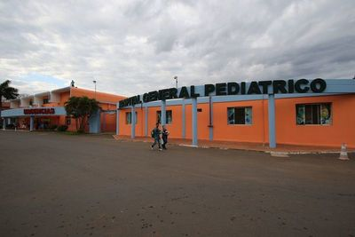 Hospital Pediátrico preparado para enfrentar arbovirosis