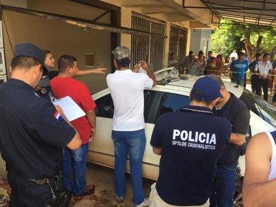 Desconocidos atacan a tiros a dos personas en Pedro Juan Caballero