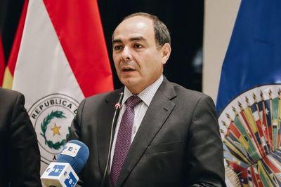 "Paraguay condena ""represión"" de Maduro sobre Parlamento"
