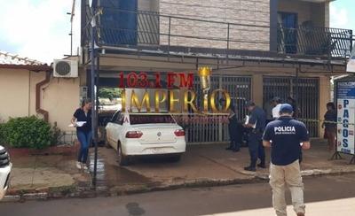 HOY / Nuevo caso de sicariato en PJC: acribillan a pareja frente a su vivienda, ambos logran sobrevivir