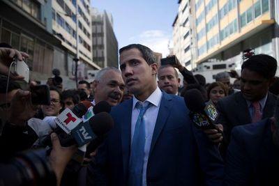 Guaidó dice que chavismo asesinó la República al elegir a jefe del Parlamento