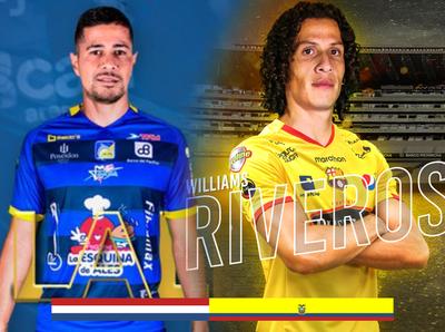 Los paraguayos que juegan la Libertadores en equipos de Ecuador