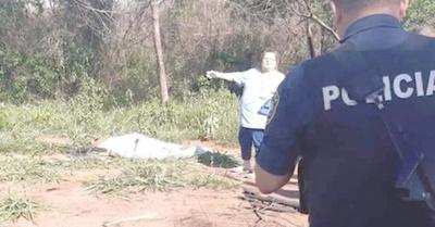 Encuentran a un peón muerto en zona del EPP
