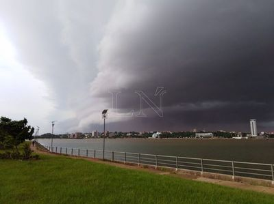 Anuncian lluvias y tormentas a partir de esta tarde