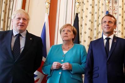 Merkel, Macron y Johnson llaman a Irán a cumplir con el pacto nuclear
