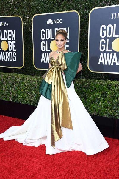 Ana de Armas y Jennifer López brillan en la alfombra de los Globos de Oro