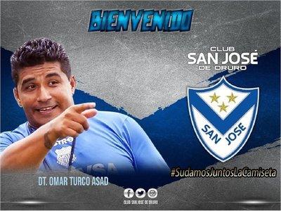 Rival de Guaraní con nuevo entrenador