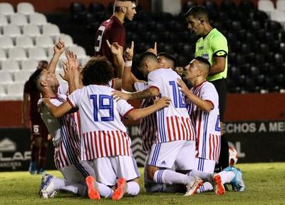 Paraguay parte a Argentina para un amistoso con miras al Preolímpico