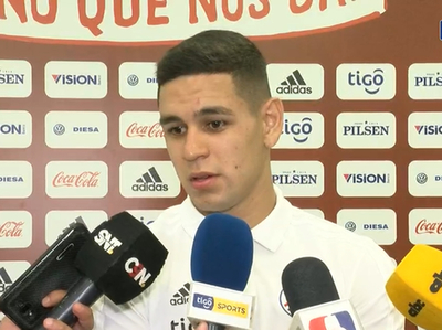 Sergio Bareiro y Saúl Salcedo dejaron sus sensaciones