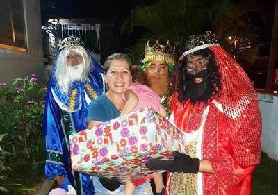 Reyes Magos en Maramburé •