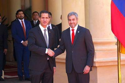 Paraguay reconoce la reelección de Guaidó como único mandatario