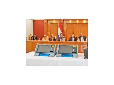 El TSJE culminará el proceso de adjudicación de máquinas de voto