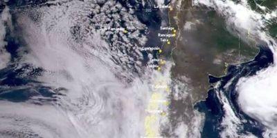 Humo de incendios forestales de Australia fue visible en Chile y Argentina