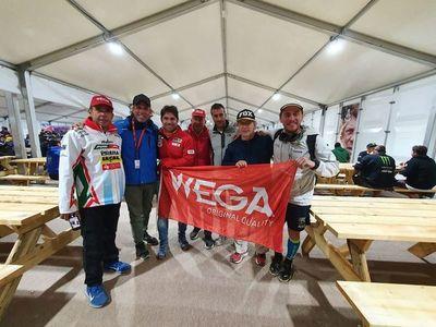 Nelson Sanabria ya es top 12 en Dakar de Arabia Saudita