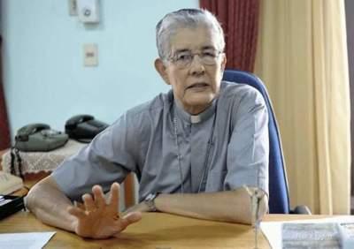 Fallece Monseñor Zacarías Ortíz