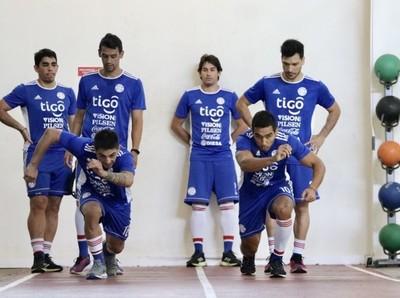Paraguay sigue con preparativos de cara al Mundial