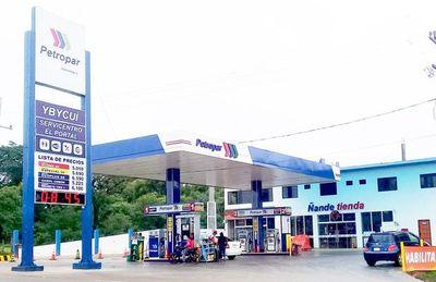Petropar comunica la rescisión de contrato con Sol Petróleo