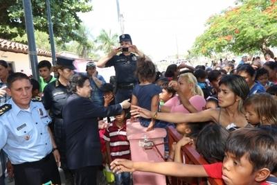 Puerto Casado: Gobierno apuesta a desarrollo de comunidades chaqueñas
