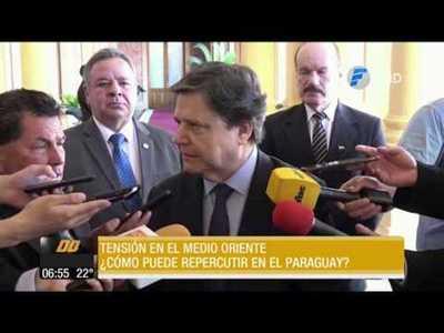 Tensión en Medio Oriente ¿Cómo puede repercutir en Paraguay?