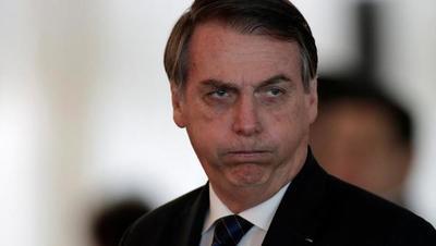 """Bolsonaro siempre polémico: """"leer los diarios envenena"""""""