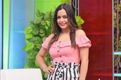 Larissa Riquelme se incorporó definitivamente a Vive La Tarde