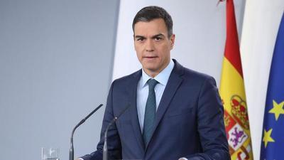 Pedro Sánchez es confirmado por el Congreso como presidente del Gobierno español
