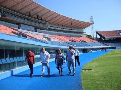 Inspeccionan estadios para inicio del Torneo Apertura 2020