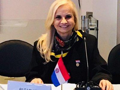 Ejecutivo designó a Zully Rolón como viceministra de la Senad