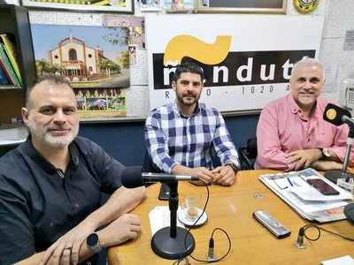 """Intendente: """"Vamos a poner fuerza, empeño y ganas para dejar en orden Asunción"""""""