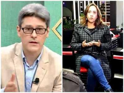 Golpe a golpe: Rocío Casco acusa a Camilo Soares de estafador y de recibir dinero de Cartes