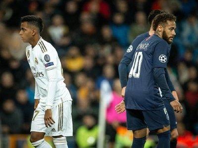 """Neymar: """"Rodrygo y Vinicius son jugadores de gran calidad"""""""