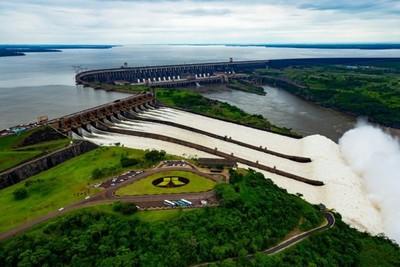 Itaipu transfirió al Estado paraguayo y a la ANDE más de US$ 611 millones en el 2019