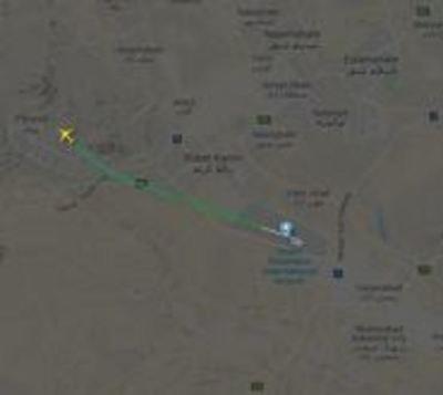 Accidente aéreo en Irán deja alrededor de 180 muertos