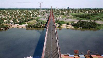 Firman contrato para la construcción del puente que unirá Asunción con Chaco'i
