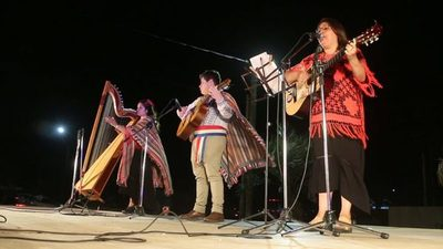 Vibra guaraní en Uruguay