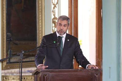 Abdo promete finalizar puente entre Asunción y Chaco'i antes de irse