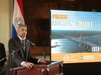 Paraguay impulsa nueva conexión para cambiar logística vial del Chaco