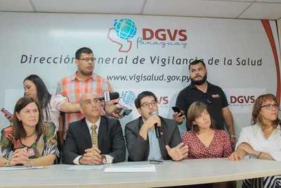 Salud Pública advierte que existen condiciones para una eventual epidemia de dengue