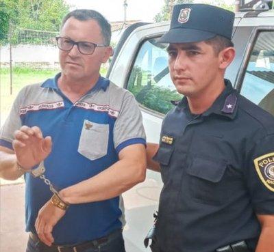 Intendente de Tembiaporã es detenido por conflicto de tierras