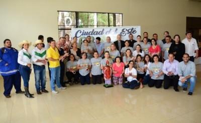 Dieron a conocer detalles del 63° Aniversario de CDE y fiesta patronal