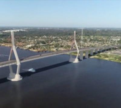 MOPC confirma construcción de puente Asunción-Presidente Hayes