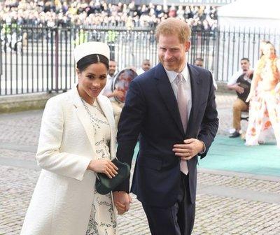 Harry y Meghan renuncian a la realeza británica