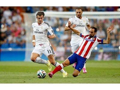 Por la Supercopa: Atlético y Real chocan en el Calderón