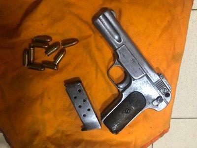 Incautan arma de fuego en Tacumbú