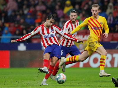 Barcelona y Atlético de Madrid van por la final de la Supercopa