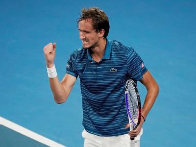 Rusia es el segundo semifinalista de la ATP Cup